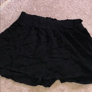 Out from Under UO black shorts medium